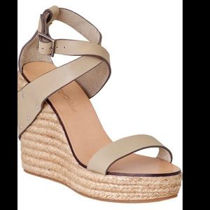 See by Chloé White Wedge